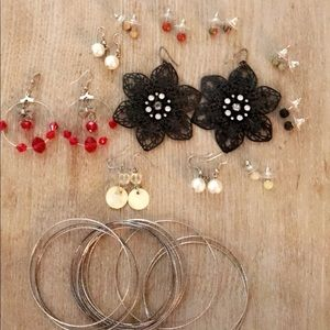 Jewelry - Earnings lot
